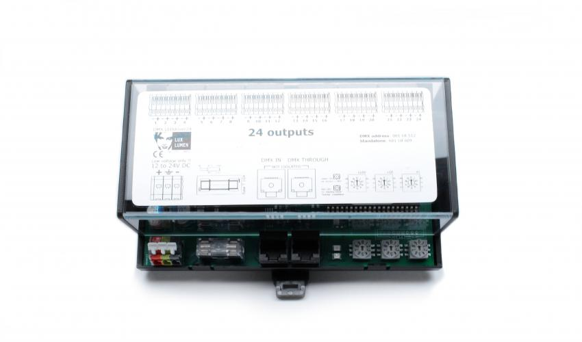 24ch LED Driver