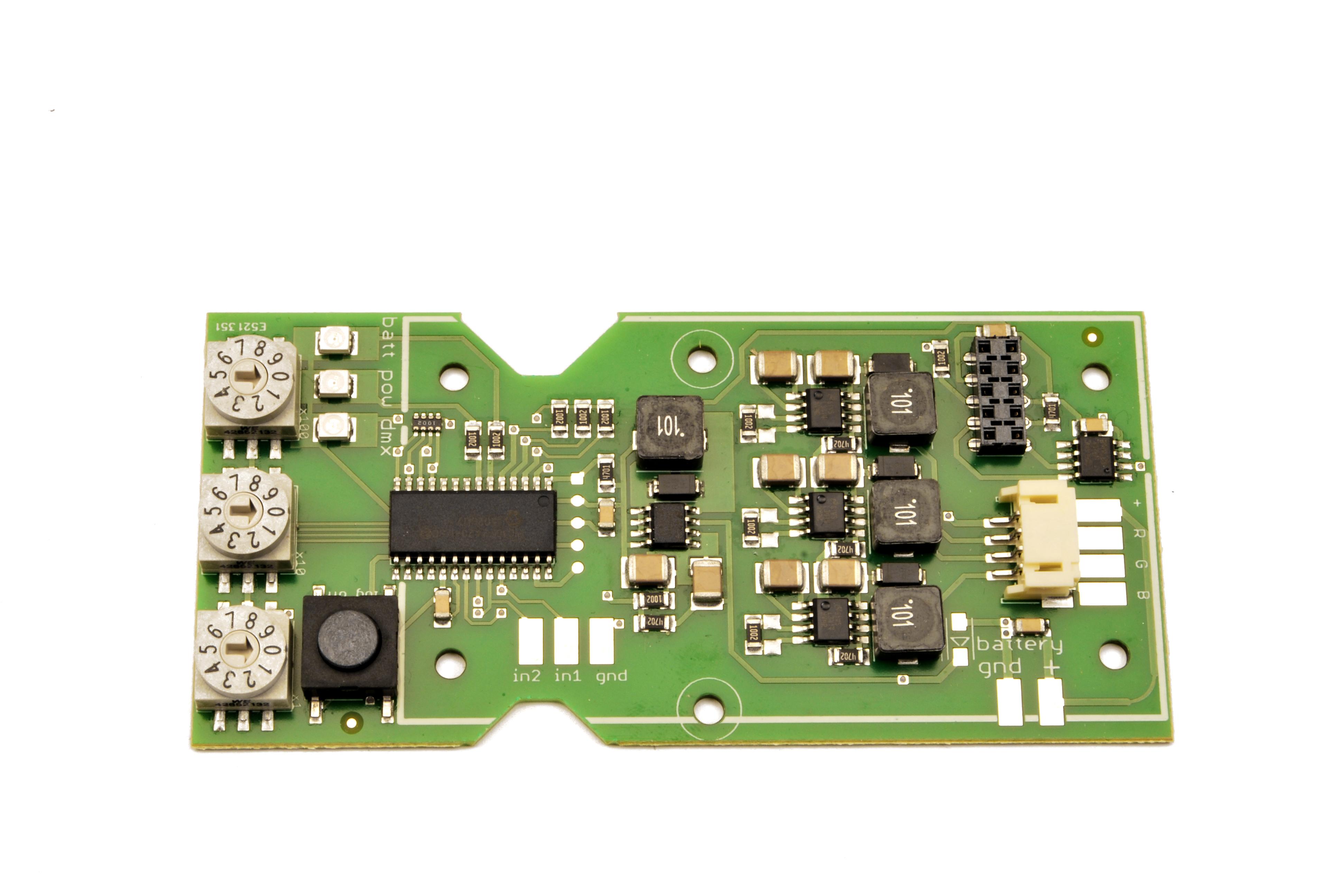 Lux Lumen Support Net Audio 303 Mk3 Circuit Board Photo Wireless 3ch Led Driver 350ma